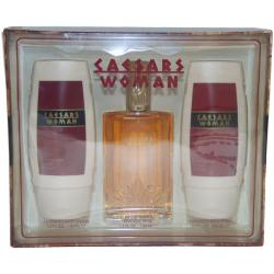 Caesars Women's 3-piece Fragrance Set