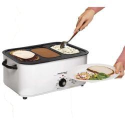 Hamilton Beach 32182 18-quart Roaster Oven with Buffet Pans