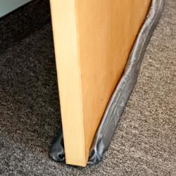 Dual Draft Under The Door Stopper 13855736 Overstock