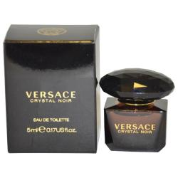 Versace for Women 5-ml Versace Crystal Noir Eau de Toilette Splash (Mini)