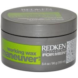 Redken Working Wax Maneuver 3.4-ounce Wax