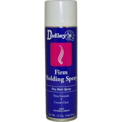 Dudley's Firm Holding 12-ounce Hair Spray
