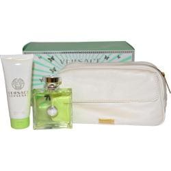 Versace Women's 3-piece Fragrance Gift Set