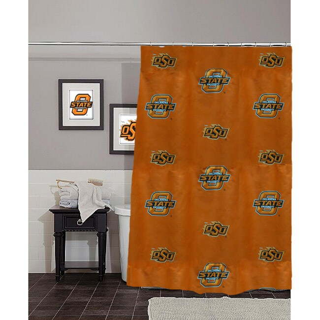 Oklahoma State University Cowboys Shower Curtain