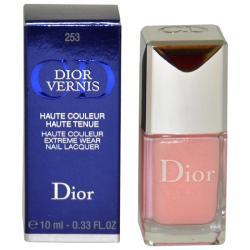 Dior Vernis #253 Pink Icing Nail Polish