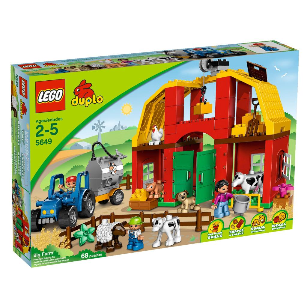 LEGOville-DUPLO 5649 Big Farm