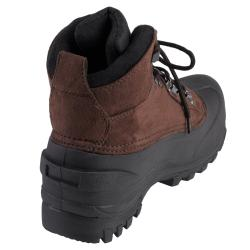 Itasca Men's Ice Breaker Microsuede Upper Lug Sole Winter Boots