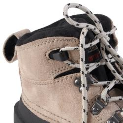 Itasca Women's Ice Breaker Microsuede Upper Lug Sole Winter Boots