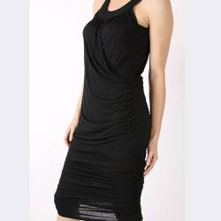 Tabeez Women's Ruched Column Dress