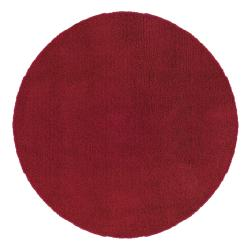 Manhattan Red Area Rug (6' Round)