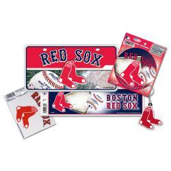 Boston Red Sox Automotive Kids Pack