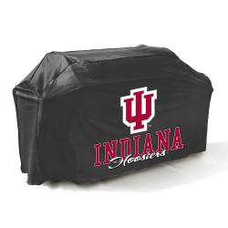 Indiana Hoosiers 65-inch Gas Grill Cover