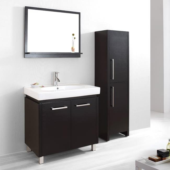 Tobias 32 Inch Single Sink Bathroom Vanity 13875913 Shoppin