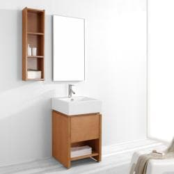 Edeline 20-inch Single-sink Bathroom Vanity Set