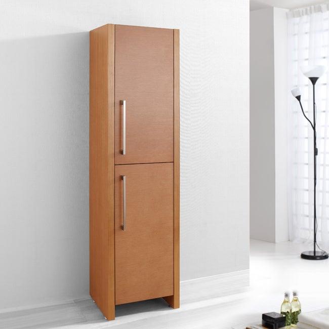 Belmont 16-inch Bathroom Vanity Side Cabinet