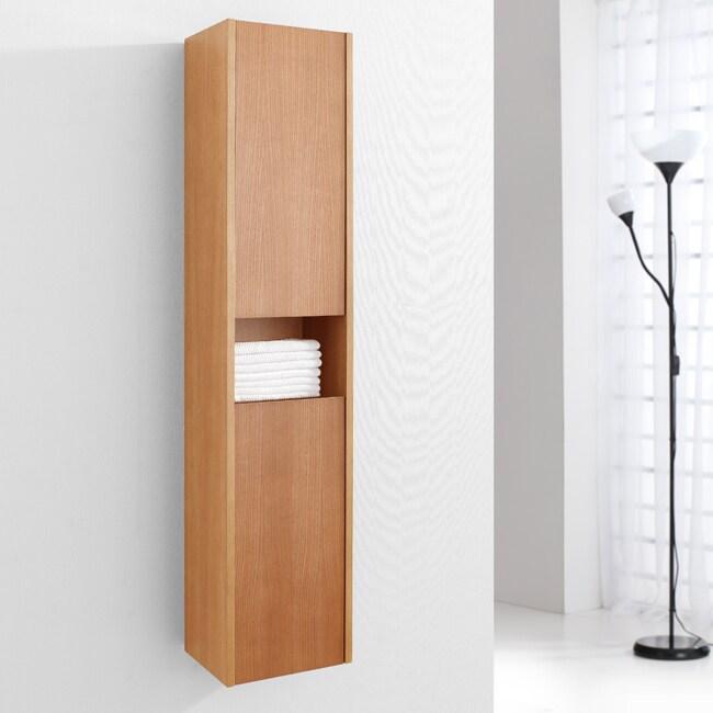 Otis 12-inch Bathroom Vanity Side Cabinet