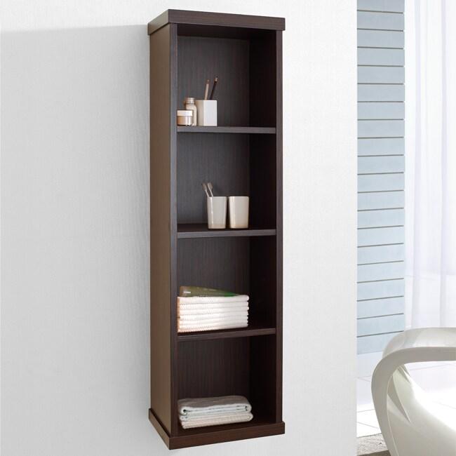 Attica 12-inch Bathroom Vanity Side Cabinet
