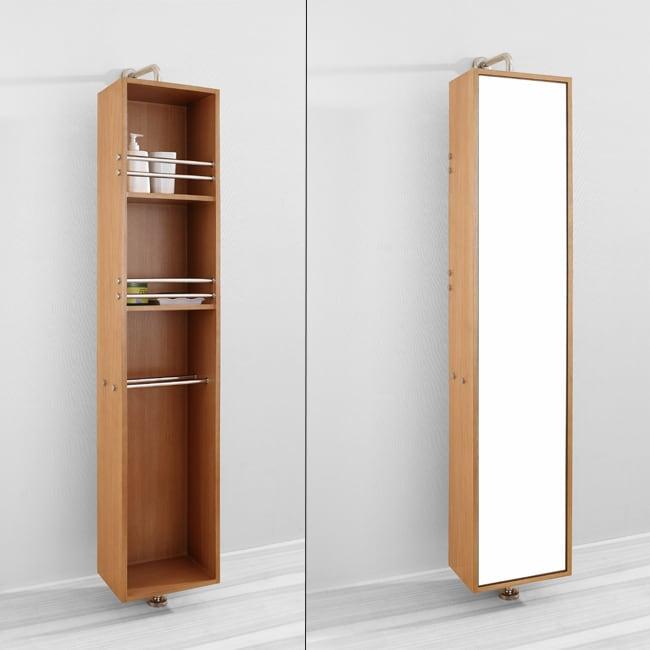 thanos 14 inch bathroom vanity side cabinet 13875960