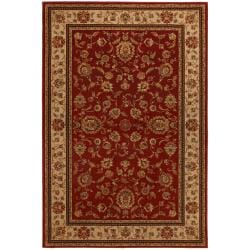 Distinction Red Rug (8' x 11')