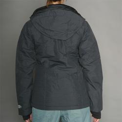 Columbia Women's Ode to Attitude Charcoal Ski Jacket