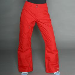 Columbia Women's Bugaboo Red Ski Pants