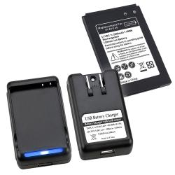 Battery/ Battery Desktop Charger for HTC EVO 4G