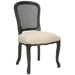 Safavieh Bordeaux Beige Side Chair