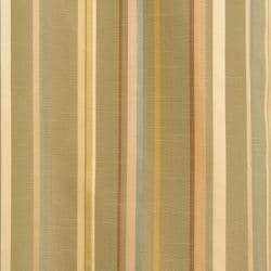 Faux Silk Stripe 95-inch Curtain Panel Pair