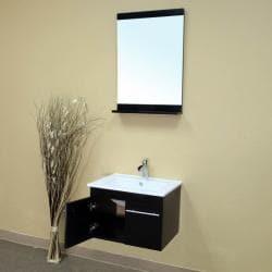Dirusso Black Bathroom Vanity