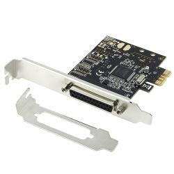 SYBA PCI-e to DB-25 Parallel Printer Port Controller Card