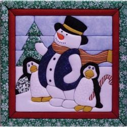 Quilt Magic 'Winter Fun'  Kit