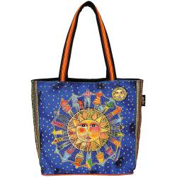 Artistic Totes Harmony Under the Sun Shoulder Tote