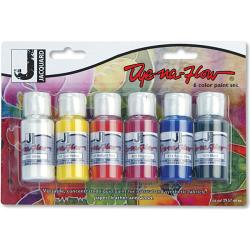 Dye-Na-Flow Six Pack Paint Set