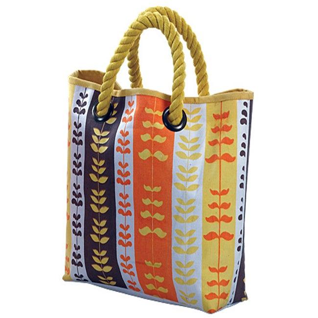Heartbeat Canvas Tote Bag
