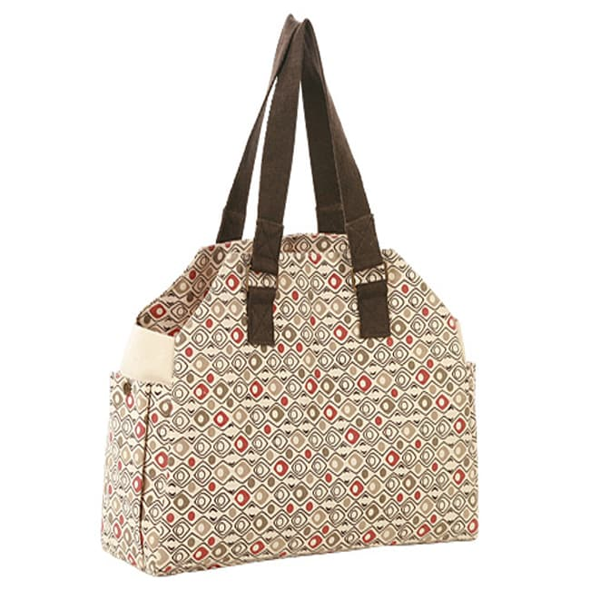Red Eye Canvas Tote Bag