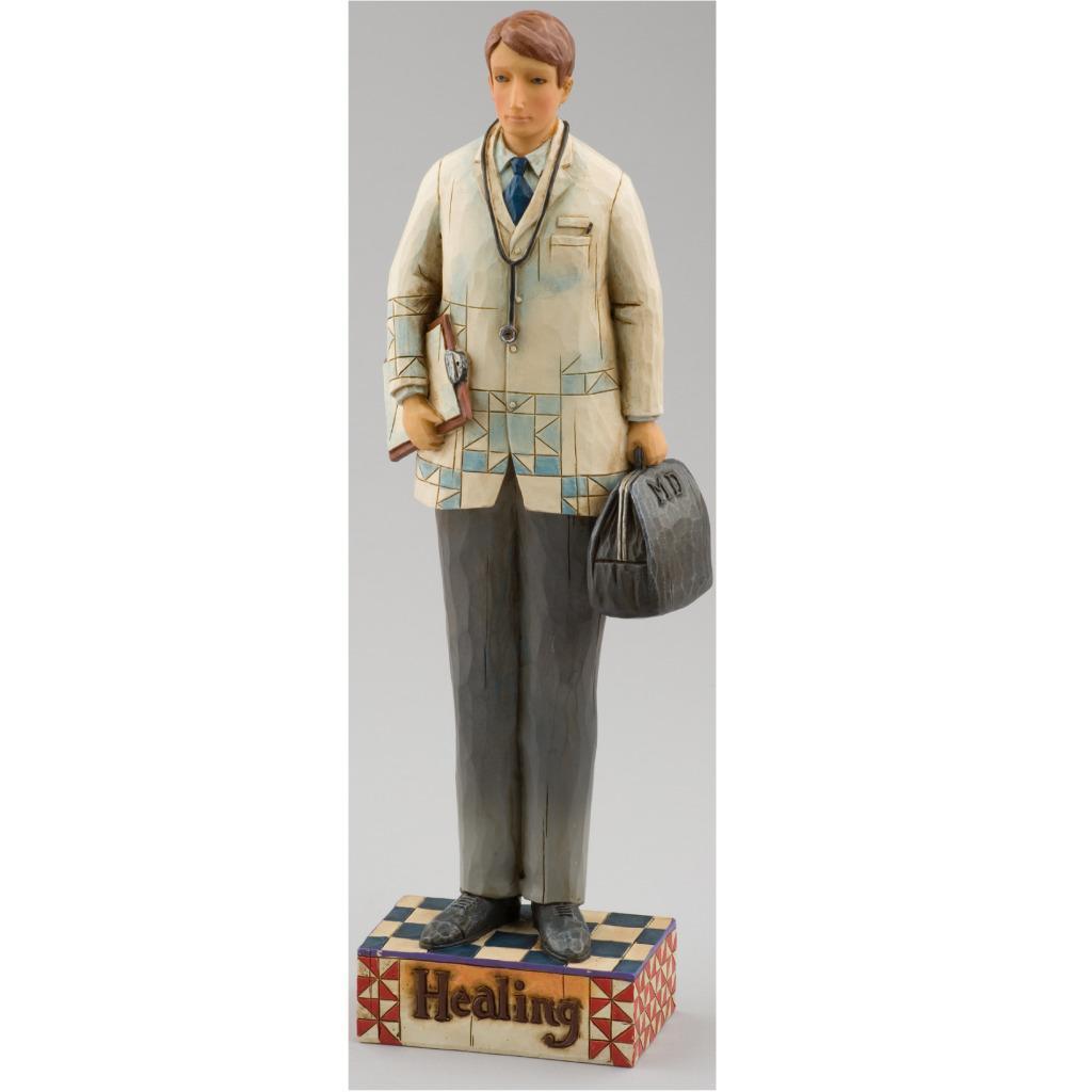 Jim Shore 'Doctor' Figurine