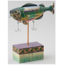 Jim Shore 'Mountain Lure' Figurine