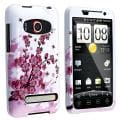 Spring Flower Protective Case for HTC EVO 4G Supersonic