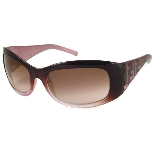 Fendi Eyewear Women's Wrap Sunglasses