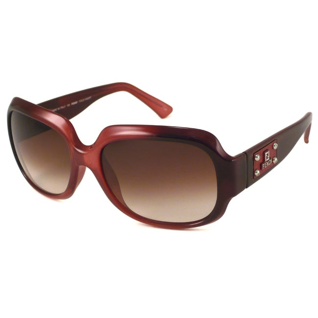 Fendi FS5092 Women's Rectangular Sunglasses