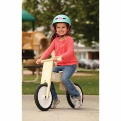 TreeHaus Wooden Balance Bike