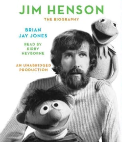 Jim Henson: The Biography (CD-Audio)