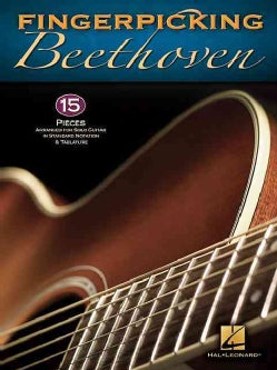 Fingerpicking Beethoven (Paperback)
