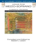 Arias for Mezzo-Soprano Complete Package: With Diction Coach and Accompaniment CDs