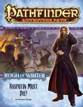 Reign of Winter: Rasputin Must Die (Paperback)