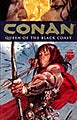 Conan 13: Queen of the Black Coast (Paperback)