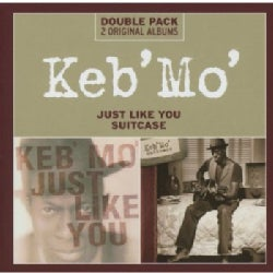 KEB MO - JUST LIKE YOU/SUITCASE