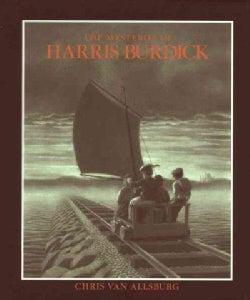 The Mysteries of Harris Burdick (Hardcover)
