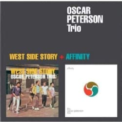 OSCAR PETERSON - WEST SIDE STORY + AFFINITY