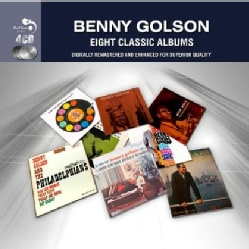 BENNY GOLSON - EIGHT CLASSIC ALBUMS